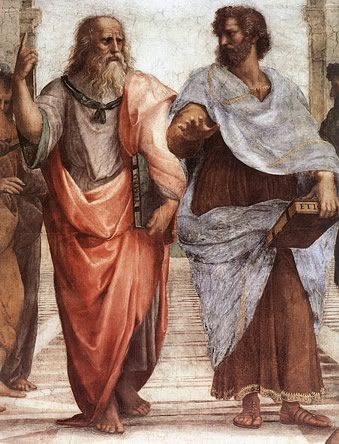 The Fathers of the Peripatetics (Pre)Ambling